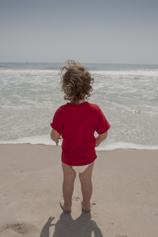 Liam, Long Beach Island, New Jersey, 2012.