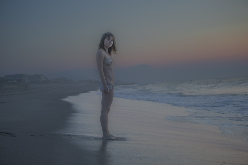 Matthew Swarts, Beth, Long Beach Island, New Jersey, 2012.