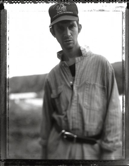 Matthew Swarts, Chris, Copake, New York, 2000.
