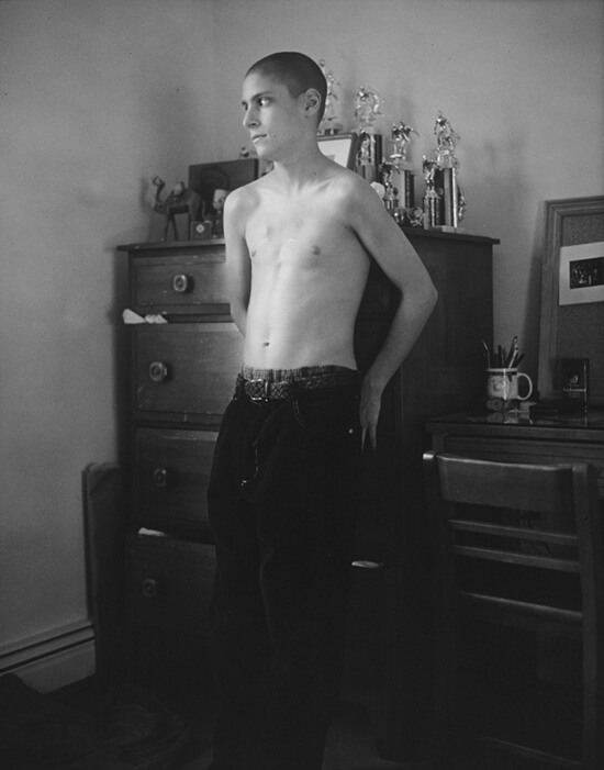 David Schulman, Framingham, Massachusetts, 1997.