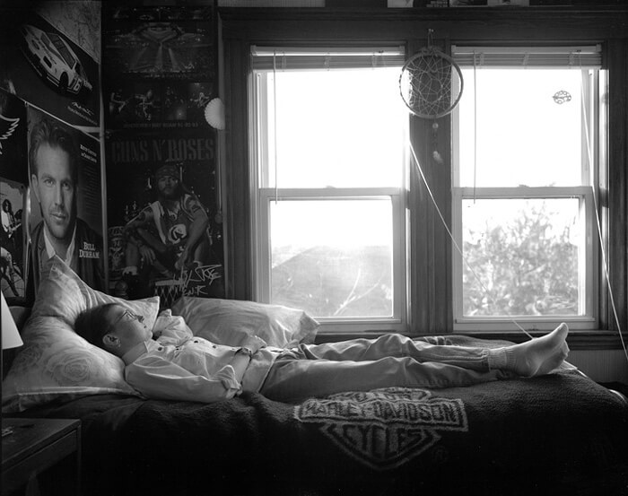 Jennifer Boyce, Dedham, Massachusetts, 1997.