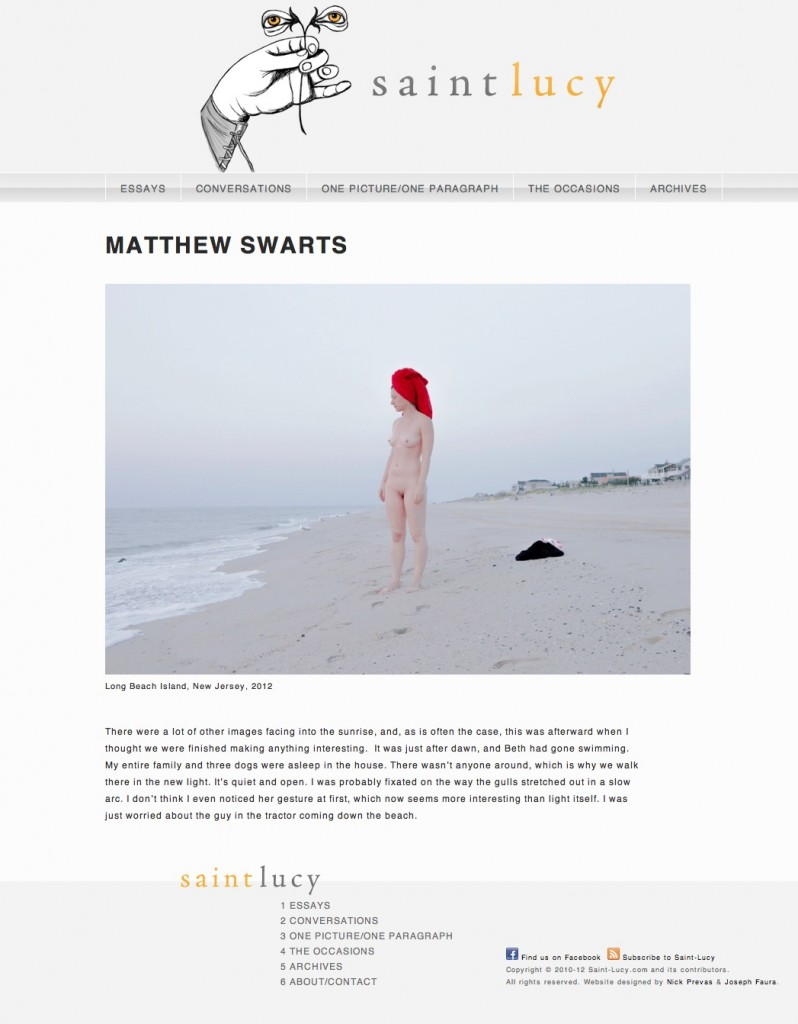 Matthew Swarts Screen Shot 2012 09 17 at 6.50.16 AM1 798x1024 Matthew Swarts + Saint Lucy