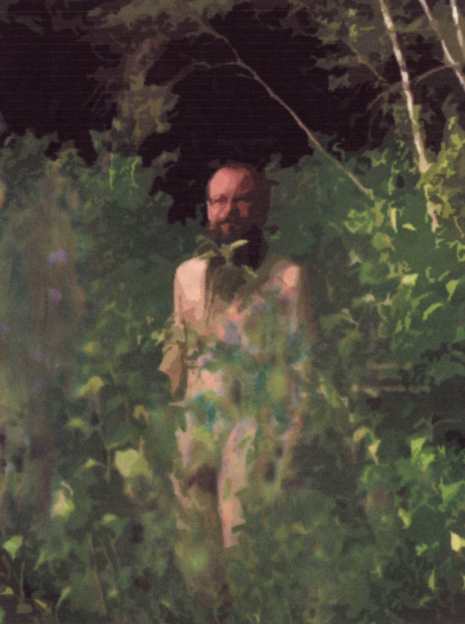 nude guy in trees3